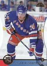 1996-97 Leaf Press Proof #172 Niklas Sundstrom