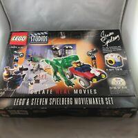 LEGO 1349 Studios: Steven Spielberg Moviemaker incomplete w/box & instructions