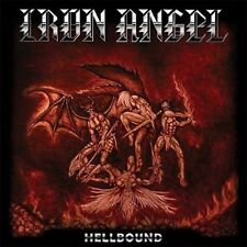 IRON ANGEL - HELLBOUND (LIMITED BLOOD RED VINYL)   VINYL LP NEW+