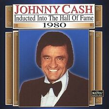 Hall Of Fame, 1980 -- Johnny Cash - Country Music CD BRAND NEW,FREE SHIP USA