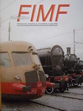 Bollettino treni FIMF n°289 [TR.33]