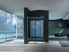 New Semi Frameless Sliding Door shower screen No base 8mm Glass 900X1200X1950
