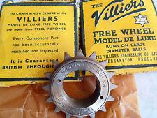 Vintage NOS bicycle Freewheel-THE VILLIERS-for RALEIGH-SCHWINN BIKES 16TEETH NEW