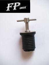 Bouchon de Nable inox avec Joint Diamètre 22mm