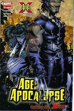 X-Men Age Of Apocalypse 1 Mini Series Nm Rare Uncanny