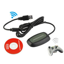 For Xbox 360 Controller PC Wireless Gaming Receiver Gaming USB Receiver Adapter