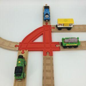 4th BIRTHDAY TRAIN TRACK! Thomas the Tank - Brio - IKEA - PICK YOUR COLOR!