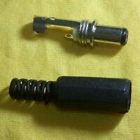 10pcs  2.5mm x 5.5mm male  DC Power Plug Jack Connector