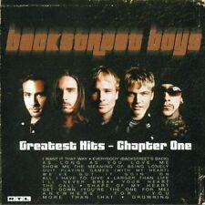 Backstreet Boys Greatest hits-Chapter one (2001) [CD]