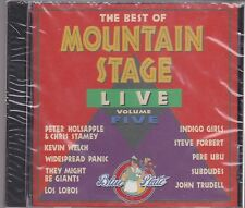 Los Lobos/Indigo Girls+others - The Best Of Mountain Stage Live Vol. 5 - BPM-005