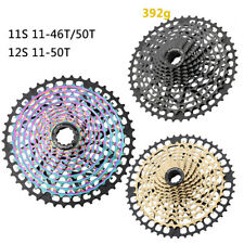 Bicycle 11/12 Speed Freewheel 11-46T/50T MTB Mountain Bike Bicycle Cassette