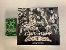 Dragon Ball Super TCG Series 4 Colossal Warfare Special Edition booster box