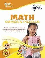 1st Grade Math Games and Puzzles: Activities, Exercises, and Tips to Help You Ca