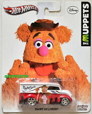HOT WHEELS 2012 POP CULTURE THE MUPPETS DAIRY DELIVERY