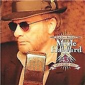 Merle Haggard - For the Record (43 Legendary Hits, 2000) 2 x CD
