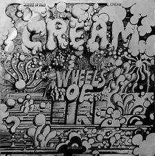 Wheels of Fire/Live at Filmore (UK 1968): Crème