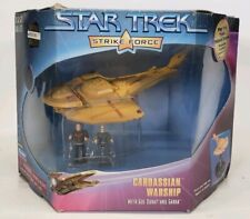 1997 Playmates Star Trek Strike Force Cardassian Warship Collectors Edition Toy