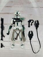 Hasbro Star Wars Episode III Clone Commander In Battle Gear Action Figure