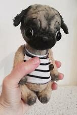 Sewing Pattern For 7,8 Inch Pug