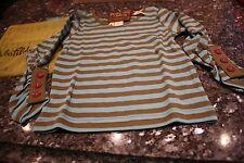 NWT 18 mos Matilda Jane Lichen Tee long sleeve striped