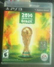 Brand New!!! 2014 FIFA World Cup Brazil (Sony PS3, 2014) Factory Sealed!!!
