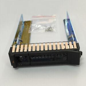 "2.5"" SAS SATA HDD Drive Tray Caddy L38552 For IBM x3850 X6 x3550 x3650 00E7600"