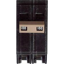 Case Quantity (25 Piece) Eaton CH2100 2p 100 Amp  Circuit Breaker Type CH