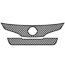 Black Diamond Mesh Grill Insert Trim fits: 10-12 Nissan Altima (4 Door)