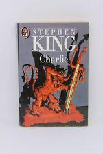 Charlie - Stephen King - livre occasion