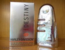 Eau de toilette DESTINY for Men de Harley Davidson. 100 ml. Spray. NUEVO / NEW