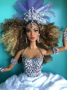 Barbie Luciana Global Glamour Gold Label Direct Exclusive MINT Collectors Gem