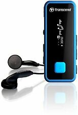 Mp350 8 GB Flash Mp3 Player - Black by Transcend