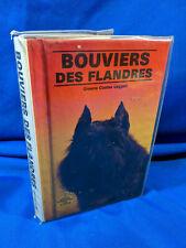 Bouviers des Flandres Greene Coates Leggett 1990 Dog HC