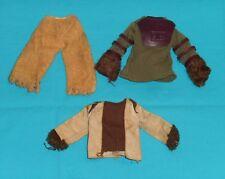 vintage Mego pota Planet Of The Apes Clothes Lot #23 Cornelius Zaius Alan Verdon