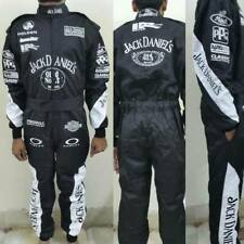 GO-KART-JACK-DANIELS-RACE-SUIT CIK/FIA LEVEL 2 APPROVED WITH FREE GIFTS INCLUDED