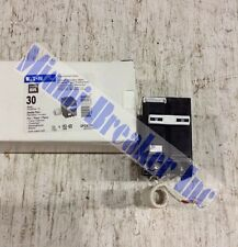 CUTLER HAMMER GFCB230 GROUND FAULT CIRCUIT BREAKER 30A 2 POLE 120/240 VAC NEW