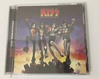 Destroyer [Remaster] by Kiss (CD, Aug-1997, Mercury)