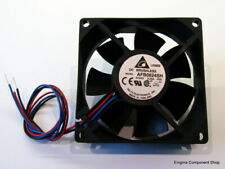 Delta AFB0824SH High Speed 24V, 80mm Fan.  Trusted UK Seller - Fast Dispatch.