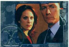 X Files Connections Promo Card P-UK