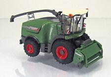 Wiking 038960 Fendt Katana 65 Feldhäcksler mit Gras-Pickup