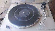 New listing Vintage Pioneer Pl-512 Belt Drive Turntable