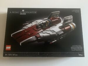 LEGO STAR WARS UCS 75275 - A-Wing Starfighter NUOVO !!!