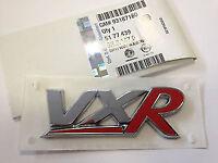 New Genuine Vauxhall Zafira B VXR Rear Tailgate Badge 93187160 2005-2014