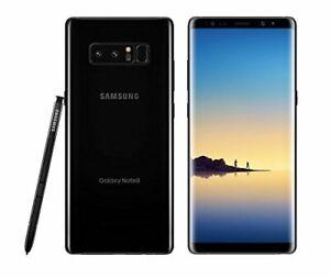 Samsung Galaxy Note 8 64GB N950 Unlocked 4G/LTE Smartphone - 1 Year Warranty