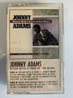 Johnny Adams Room With A View of The Blues (Cassette)