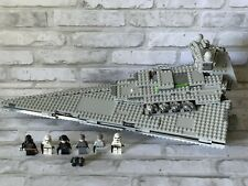 LEGO Star Star Wars 75055 Imperial Star Destroyer With Mini figures Complete
