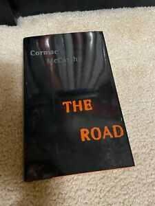 1st Edition! The Road by Cormac Mccarthy 2006 hc/dj HARDCOVER BOOK