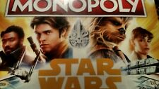Star Wars Han Solo Monopoly New and sealed Disney