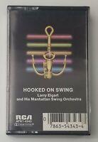 Larry Elgart His Manhattan Swing Orchestra Cassette Hooked On Swing 1982 K-Tel