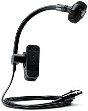 Shure PGA98H-TQG PG ALTA Clip-On Cardioid Condenser Gooseneck Instrument Mic